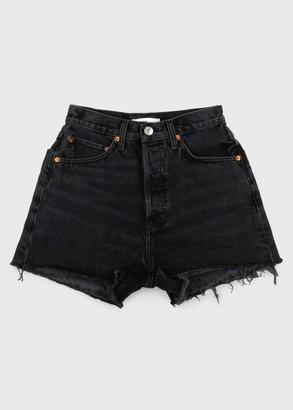 RE/DONE 50s Cutoff Denim Shorts