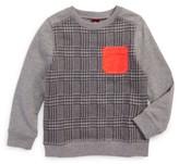 Tea Collection Toddler Boy's Heughan Sweatshirt