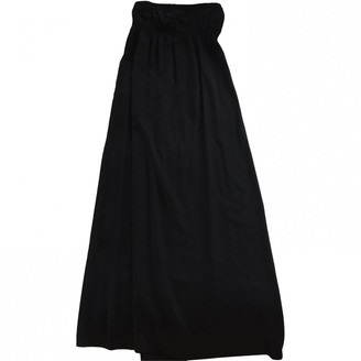 Twelfth St. By Cynthia Vincent Black Cotton Dress for Women