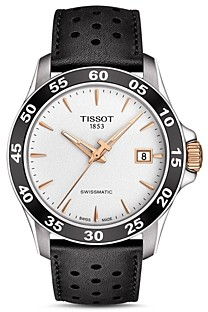 Tissot V8 Watch, 42.5mm