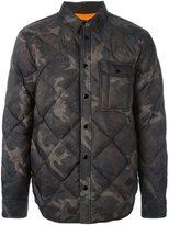 Rag & Bone camouflage down jacket