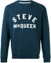 Barbour 'Steve McQueen' crew neck sweatshirt - men - Cotton/Polyester - M