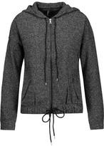 J Brand Hueneme Stretch-Knit Hooded Jacket