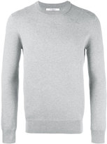 Givenchy star appliqué sweatshirt - men - Cotton/Polyamide/Spandex/Elastane - S