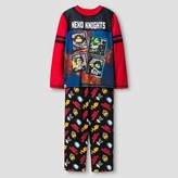 Lego Boys' Nexo Knights Pajama Set - Black