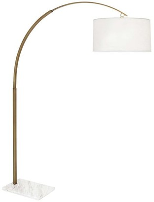 Pottery Barn Moore Marble Floor Lamp