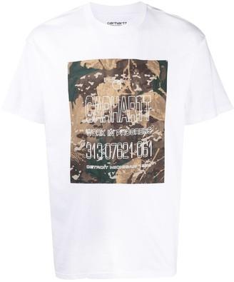 Carhartt Work In Progress Graphic-Print T-Shirt