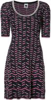M Missoni printed shift dress