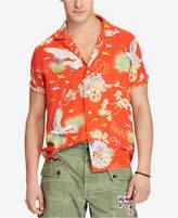 Polo Ralph Lauren Men's Classic Fit Printed Shirt