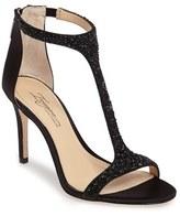 Imagine by Vince Camuto Women's 'Phoebe' Embellished T-Strap Sandal