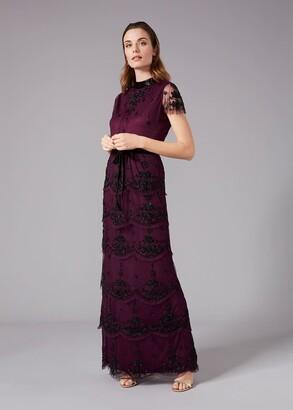 Phase Eight Roberta Layered Maxi Dress