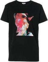 Les Benjamins Bowie print T-shirt