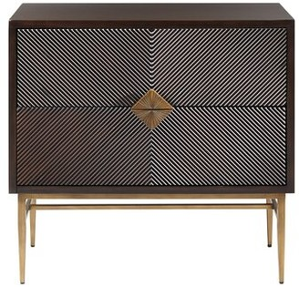 Tobias Langley StreetTM 2 Drawer Accent Chest Langley Street
