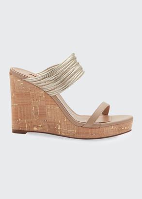 Aquazzura Rendez Vous Wedge Sandals