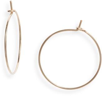 Nashelle Small Hoop Earrings
