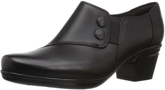 Clarks Women's Emslie Vendel Slip-On Loafer