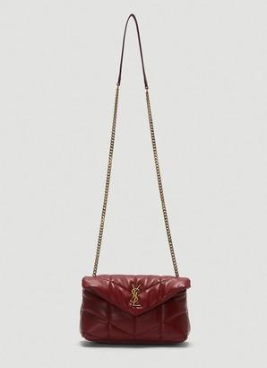 Saint Laurent Loulou Puffer Toy Crossbody Bag