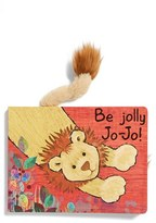 Jellycat Toddler 'Be Jolly Jo-Jo!' Book