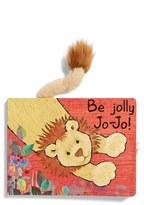 Jellycat Toddler 'Be Jolly Jo-Jo!' Book