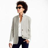 J.Crew Merino wool sweater-blazer