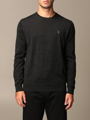 Polo Ralph Lauren Wool Sweater With Logo