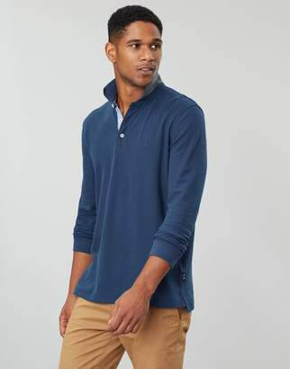Joules Woodwell Long Sleeve Classic Fit Polo