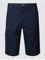 Blue Harbour Cotton Rich Cargo Shorts