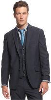 INC International Concepts Jacket, Dante Slim Plaid Blazer