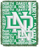 Dakota University of North Jacquard Throw Blanket by Northwest