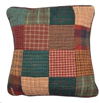 Donna Sharp Campfire Square Decorative Pillow