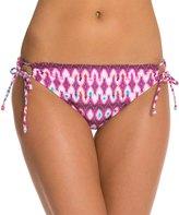 Kenneth Cole Ikat In The Act Tie Side Bikini Bottom 8123550