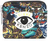 Kenzo multi logo coin purse