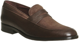 Poste Ernesto Penny Loafers