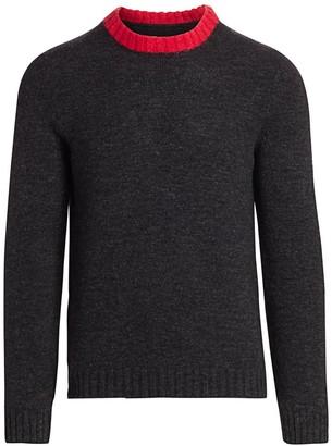 Nominee Fuzzy Crewneck Sweater