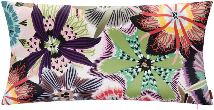 Thumbnail for your product : Missoni Home Passiflora Cushion - T59 - 30x60cm