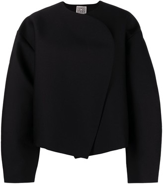 Totême Collarless Dinner Jacket