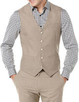 Perry Ellis Big and Tall Textured Suit Vest