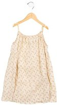 Caramel Baby & Child Girls' Floral Print Sleeveless Dress
