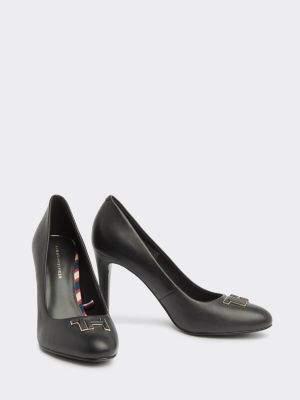 Tommy Hilfiger Essential Leather Stiletto Heel Pump