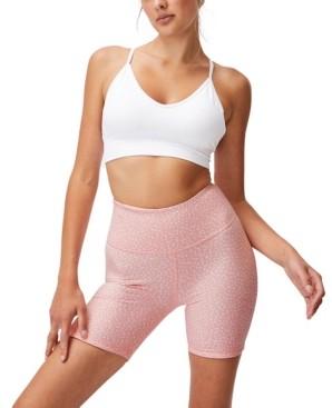 Cotton On Women's Reversible Bike Shorts