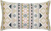 Elaine Smith Roca Stripe Lumbar Sunbrella Pillow