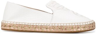 Sophia Webster Butterfly Wing Embroidery Espadrilles