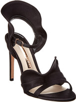 Sophia Webster Lucia Satin Sandal