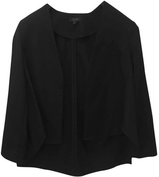 Cos Black Wool Jacket for Women