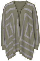 Betty Barclay Wrap Cardigan, Grey/Silver