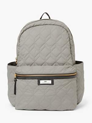 DAY et Gweneth Hexagonal Quilted Backpack