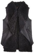 Ella Moss Girls' Faux Suede Vest - Sizes 7-14