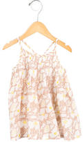 Stella McCartney Girls' Floral Gathered-Accented Top w/ Tags