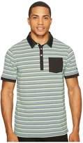 Puma Tailored Pocket Stripe Polo