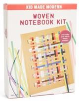 Kid Made Modern Woven Notebook Kit